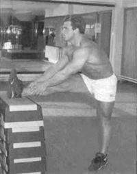 Программа разминки перед тренировкой