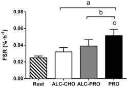 Влияние алкоголя на мышцы в бодибилдинге