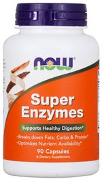 Super Enzymes от NOW
